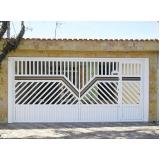 instalação de portão basculante articulado José Bonifácio
