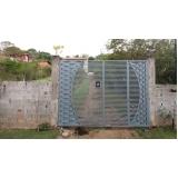 instalação de portão pivotante com motor Parque Santa Madalena