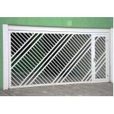 loja para comprar portão automático de ferro Vila Bancária