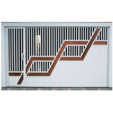 manutenção de portão eletrônico de garagem Jardim Guedala