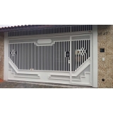 onde encontrar empresa de portão automático de garagem Jardim Guarapiranga