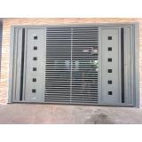 onde encontrar empresa de portão automático para garagem Jardim Grimaldi