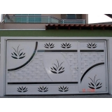 onde encontro empresa de portão automático de ferro Ribeirão Pires