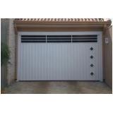onde encontro empresa de portão automático para garagem Jardim São Luiz