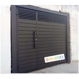 onde tem fábrica de portão de garagem Vila Formosa