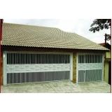 portão automático basculante Vila Sônia