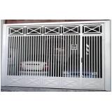 portão automático horizontal Pinheiros