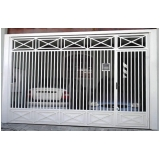 portão automático horizontal Vila Leopoldina