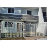 portão automático para residência preço Cidade Tiradentes