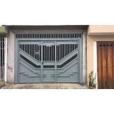 portão garagem pivotante preço Instituto da Previdência