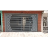 procuro fábrica de portão basculante Vila Guarani