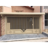 procuro fábrica de portão para garagem Itapevi