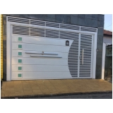serralheria de portão automáticos preço Diadema