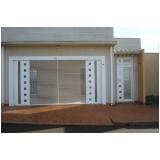 serralheria de portões valor Conjunto Residencial Butantã